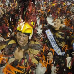 Dancing Eagles, Rio, 2013