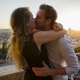 Love promises, Rome, 2014