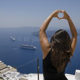 Loving Santorini, Santorini, 2013