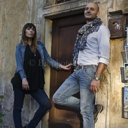 Door, Rome, 2013