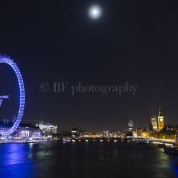 Moon, London, 2013