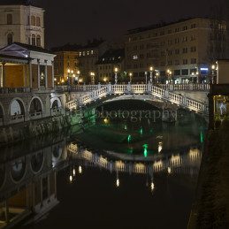 a piece of Venice, Lubiana, 2014