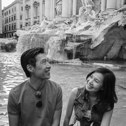 Oriental fountain, Rome, 2014