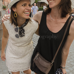 Understanding women, Rome, 2014